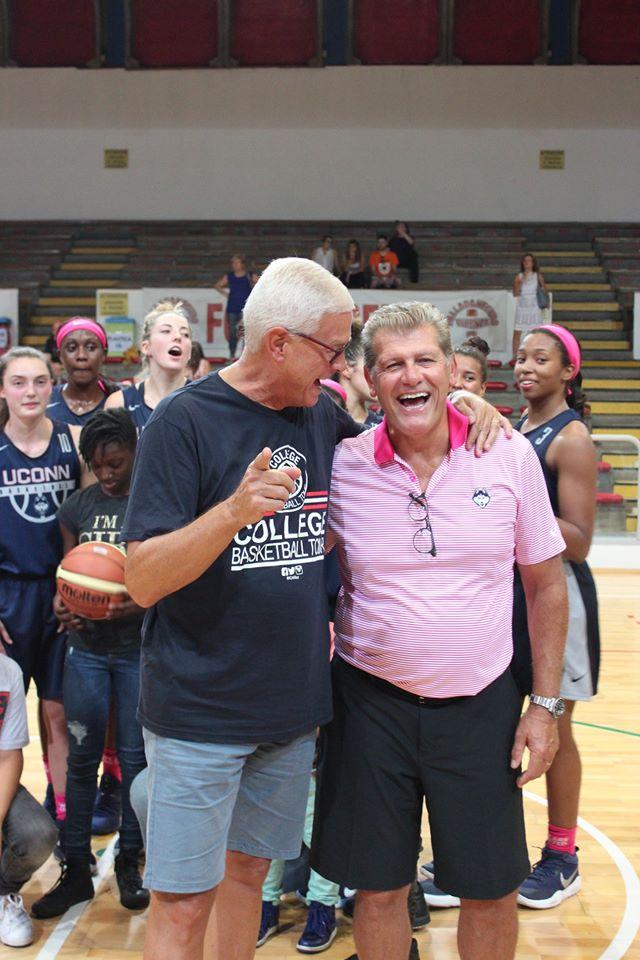 Auriemma, Boeheim e McGraw: l'Olimpo dei coach NCAA al CBT